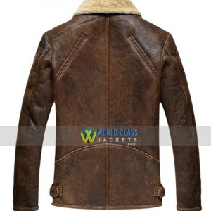 Arthur Curry Justice League 2017 Leather Jacket