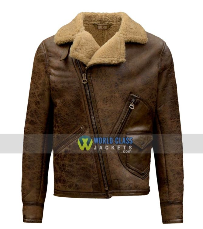 Buy Aquamans Justice League 2017 Leather Jacket at 30% Off