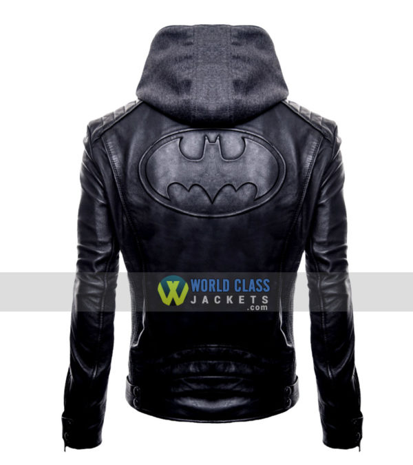Get this Batman Logo Jacket on 35% Off Now