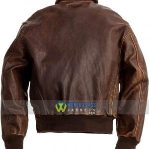 $40 OFF on Aviator A2 Flight Leather Jacket