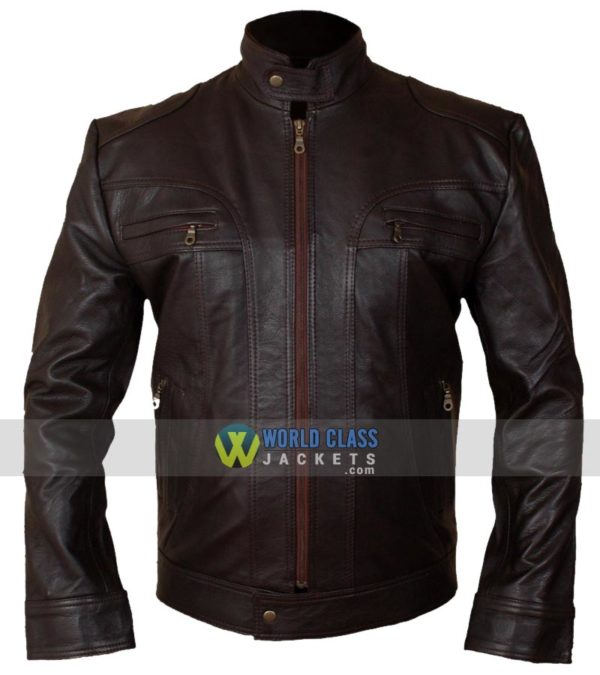 Ghosts of Girlfriends Past Movie Young Matthew McConaughey Leather Jacket