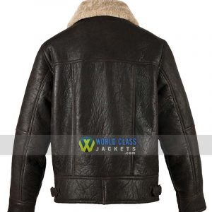 $79 OFF Aviator B3 Flying Genuine Leather Cockpit Coat