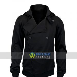 Buy Assassins Creed Movie Callum Lynch Black Hoodie