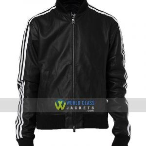 Adidas Pharrell Williams 2014 Leather Jacket