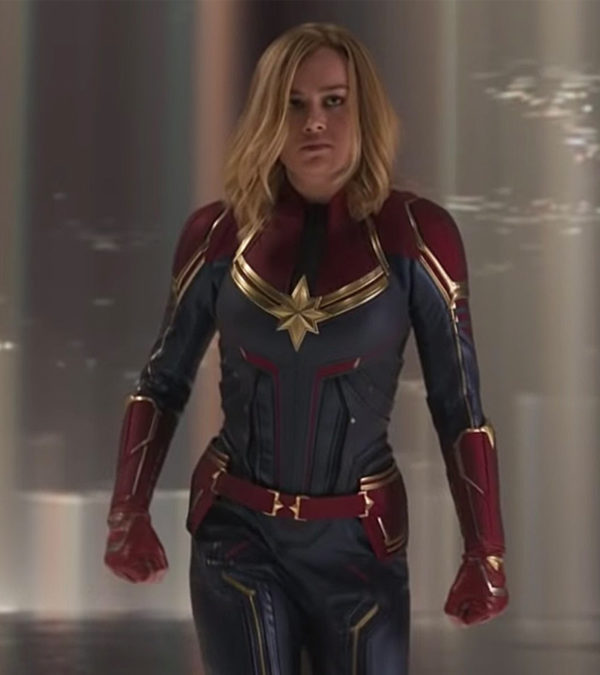 Image result for captain marvel leather jacket