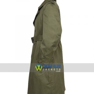 Military US Army M51 Trench Wool Liner Coat