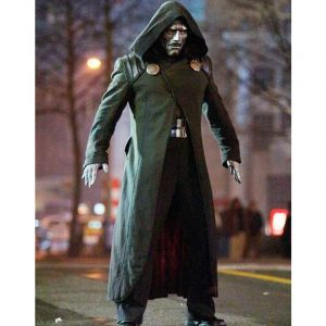 Fantastic Four Silver Surfer Victor Doctor Doom Cosplay Costume Coat
