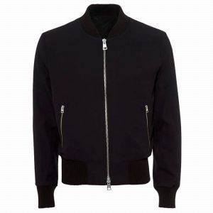 $40 Off Sale on Women's Blue Bomber Jacket