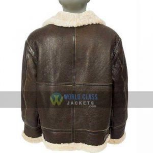 Get Men's Women's B3 Shearling Bomber Jacket at $70 off Sale